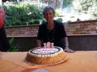 San Gregorio Magno in festa per le 101 candeline di nonna Maria Perna