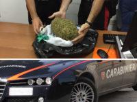 Trovato con 1 kg di marijuana nella valigia. Arrestato 33enne nigeriano a Sapri