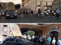 Le comunità di Teggiano e Montesano unite nel tradizionale pellegrinaggio di San Cono a Cadossa