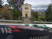 Atena Lucana: insolita presenza in chiesa allarma i fedeli. Immigrato si nasconde in sacrestia