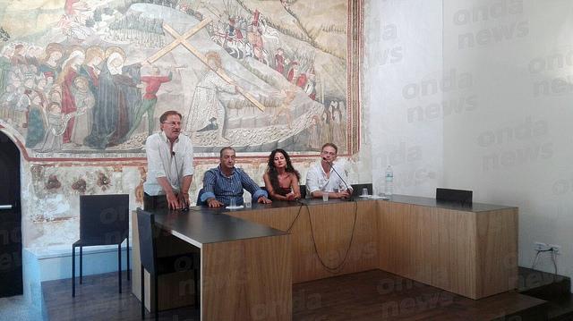 Teggiano presentata la manifestazione alla tavola della principessa costanza - Alla tavola della principessa costanza 2017 ...