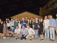 La Banca Monte Pruno saluta i giovani italoamericani alla scoperta delle proprie radici in Italia