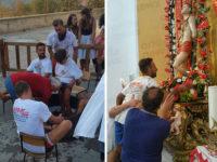 Salvitelle: rinnovata la suggestiva corsa a piedi nudi in devozione di San Sebastiano