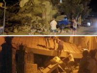 Terremoto ad Ischia. Salva per miracolo famiglia di Monte San Giacomo