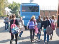 Polla: scuolabus gratuito per gli alunni della Scuola Media trasferita nei locali di via Annia