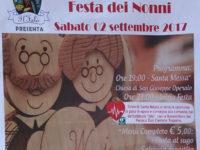 Teggiano: domani a Pantano la Festa dei Nonni organizzata dall'Associazione 'Il Falò'