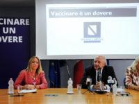 Vaccini obbligatori.Protocollo d'intesa tra la Regione Campania e l'Ufficio Scolastico Regionale