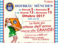 Dal 5 all'8 e dal 13 al 15 ottobre – Caselle in Pittari – VI edizione OKTOBERFEST