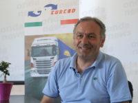 """""""A 21 anni la prima volta da solo sul camion"""". La storia dell'imprenditore Giuseppe Curcio"""