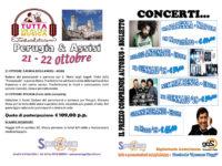 Numerosi concerti, Assisi ed Eurochocolate di Perugia tra le mete promosse da Speranza Viaggi