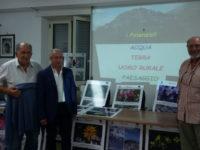 Sanza: sviluppo del territorio al centro dell'incontro con Pasquale Persico e Nicola Di Novella