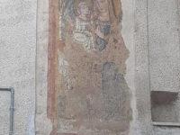 """Padula: imprenditori del posto contribuiscono al restauro dell'affresco della """"Madonna con bambino"""""""