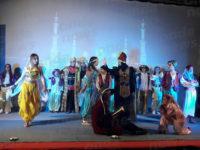 """Padula: buona la prima per il musical """"Aladin e la lampada magica"""" al Centro Musica Store"""