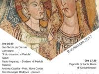 """Padula: il 9 settembre la presentazione del restaurato affresco """"Madonna col Bambino"""""""