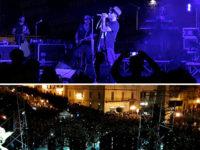 Strepitoso successo a Teggiano per il concerto di Fabrizio Moro
