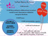Potenza:Banca Monte Pruno e Parent Project Onlus insieme per la ricerca sulla distrofia muscolare