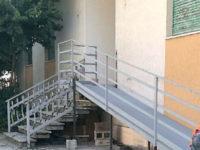 San Pietro: rampa d'accesso a ragazzo disabile grazie a dirigente del Genio Civile e professionisti