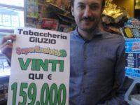 La dea bendata bacia Potenza. Vinti oltre 150mila euro al SuperEnalotto