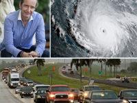 Uragano Irma. Il santarsenese Nick Siervo in fuga da Miami