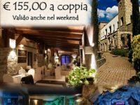 All'Hotel Villa Venus di Atena Lucana un romantico pacchetto benessere dedicato alle coppie