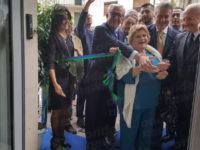 Banca Monte Pruno approda a Salerno. Vincenzo De Luca all'inaugurazione della nuova filiale