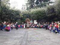 """Sant'Arsenio: """"Autunno in piazza"""" con gli alunni della scuola primaria e dell'infanzia"""