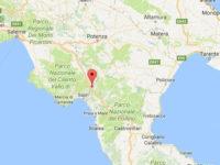 Lieve scossa di terremoto nel Vallo di Diano. Epicentro a Casalbuono