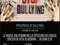 Provincia di Salerno. Domani incontro sul cyberbullismo e sull'uso sfrenato dei social