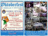 Ritorna per il secondo weekend l'Oktoberfest del Twins Pub di Caselle in Pittari