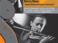 Sant'Arsenio:il 19 e 20 ottobre Simposio Internazionale e MasterClass di violino con Sherry Kloss