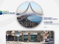 Banca Monte Pruno. Il 9 ottobre inaugurazione della nuova filiale di Salerno