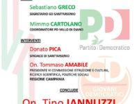 Sant'Arsenio: il 14 ottobre convegno sui piccoli Comuni e la Legge Salva Borghi