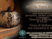 Atena Lucana: uno speciale Halloween con le offerte del Villa Torre Antica