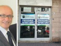 """Banca Monte Pruno.Gli auguri di """"Moderati per Salerno"""" per l'inaugurazione della filiale in città"""