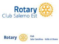 Alla Banca Monte Pruno l'Interclub tra i Rotary Salerno Est e Sala Consilina-Vallo di Diano