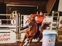 E' una cavallerizza 17enne di Casalbuono la nuova campionessa italiana di Pole Bending