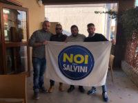 """Il coordinatore provinciale del Movimento giovanile """"Noi con Salvini"""" in visita Vallo di Diano"""