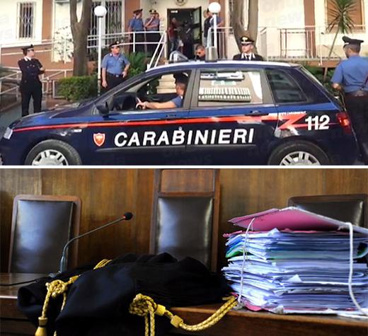 """'Ndrangheta e Vallo di Diano. Al processo """"Frontiera"""" ascoltato l'ex Comandante del ROS di Salerno"""
