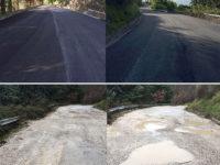 Roscigno: riapre la Strada Provinciale 342 grazie agli interventi della Banca Monte Pruno