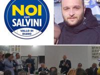 """Vincenzo De Luca a Polla. Noi con Salvini Vallo di Diano:""""Solidarietà al sindaco di Auletta"""""""