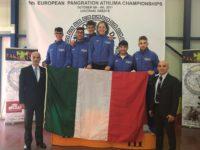 Incetta di medaglie agli Europei di Pangration per la New Kodokan di San Pietro al Tanagro