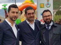 Con il sostegno della Banca Monte Pruno inaugurato un nuovo Parco Giochi a Fisciano