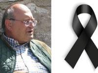 Sanza: comunità in lutto per la scomparsa dell'ex sindaco Gennaro Bonomo