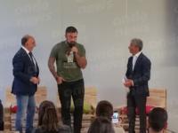 Università di Salerno. Chef Rubio ospite della rassegna culturale DLiveMedia Masterclass