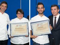 Due giovani chef di Buonabitacolo e Vallo della Lucania diplomati all'Alma di Gualtiero Marchesi
