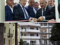 Ospedale di Polla. Inaugurato da Vincenzo De Luca il laser ad eccimeri di Oculistica