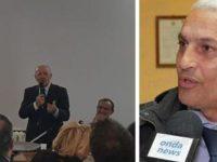"""De Luca visita l'ospedale di Polla. Il sindaco di Auletta:""""Nessuna proposta dagli amministratori"""""""