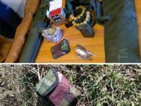 A caccia con richiami acustici vietati per attirare gli uccelli. Tre uomini denunciati a Serre