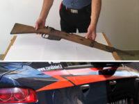Nasconde in garage un fucile da guerra. Denunciato 66enne a Sassano