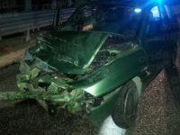 Guida ubriaco in A2 tra Petina e Sicignano e va a sbattere. Denunciato uomo del Potentino